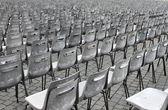 Empty theater — Stock Photo