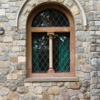 Royalty-Free Stock Photo: Medieval window