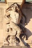 Estatua de centauro — Foto de Stock