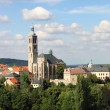Stock Photo: Church of Saint James, KutnHora