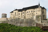 Cesky Sternberk castle — Stock Photo