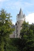 Zleby kasteel — Stockfoto