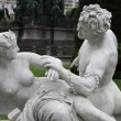 Stock Photo: Triton and Nereid