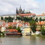 Prague Castle — Stock Photo #6503956