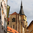 Stock Photo: Saint Giles church in Prague