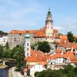 Stock Photo: Cesky Krumlov, Czech Republic