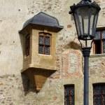 Постер, плакат: Medieval scenics in Loket castle