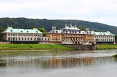 Pillnitz castle — 图库照片