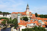Cesky Krumlov, Czech Republic — Photo