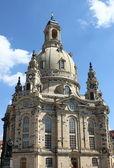 Frauenkirche, Dresden (Germany) — Stockfoto