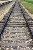 Railway line — Stock Photo