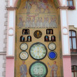 Photo: Astronomical clock of Olomouc