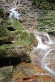 Natural Waterfall in Malaysia — Stock Photo