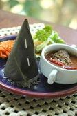 Nasi Dagang — Stock Photo