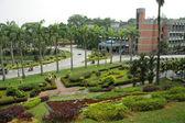 University Scenery — Stock Photo