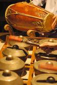 Malay geleneksel müzik aletleri — Stok fotoğraf