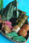 Malaysia Traditional Food — Stock Photo