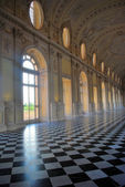 "Venaria Reale - ""Galleria Grande"" — Stock Photo"