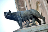 Capitoline Wolf — Stock Photo