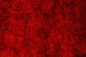 Red grunge wall surface, background — Stock Photo