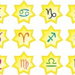 Royalty-Free Stock Vector Image: Signs of the zodiac