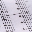 Music Notes — Stock Photo #6291924