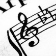 Music Notes — Stock Photo #6291989