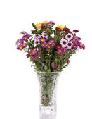 DETAIL OF BUNCH OF FLOWERS — Stock Photo