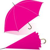 Vector Umbrella — Vettoriale Stock