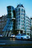 Prague Dancing House — Stock Photo