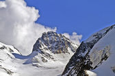 Alps & clouds — Foto Stock