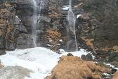 Watervallen - acqua fraggia — Stockfoto