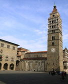 Pistoia - Tuscany — Stock Photo