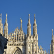 Stock Photo: Duomo of Milan