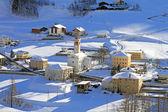 Benina pass - Switzerland — Stock Photo