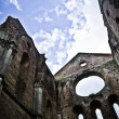 San Galgano - Tuscany - Stock Photo