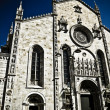 Stock Photo: cathedral of como
