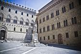 Siena - Tuscany — Stock Photo