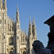 Duomo of Milan - Stock Photo