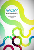 Abstract Background — Vecteur