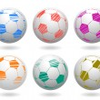 Set of Balls — Stock Vector #6438700