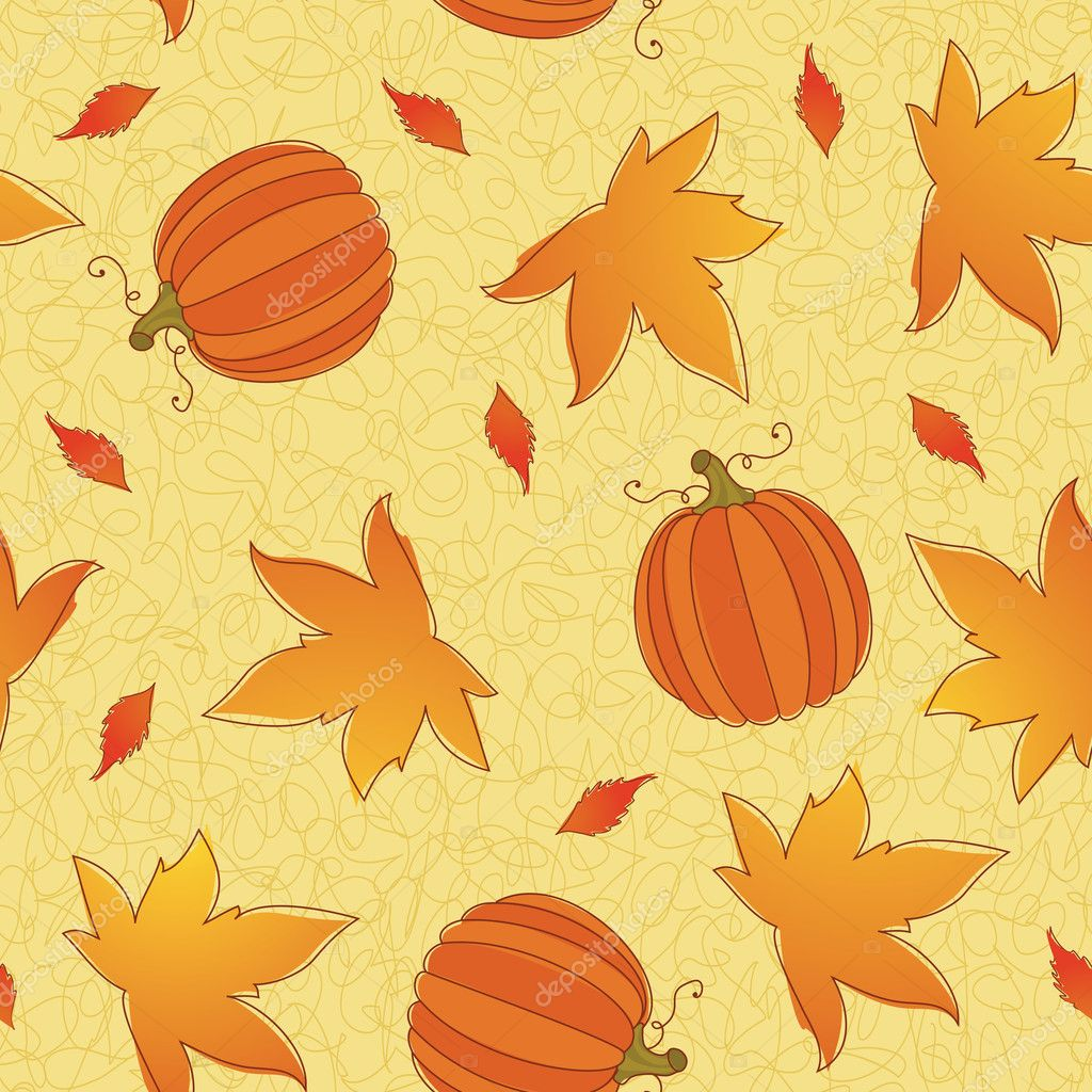 Thanksgiving seamless ...