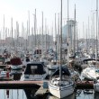 Beautiful marinin Barcelona — Foto de stock #6305528