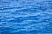 Clear Blue Ocean Water — Stock Photo