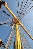 Mastro alto — Fotografia Stock