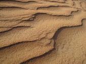 Wüstensand in den Vereinigten Arabischen Emirate — Stock Photo