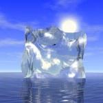 Iceberg — Stock Photo #6298776