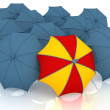 Best umbrella — Stock Photo