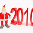 Santa claus — Stock Photo #6300313