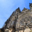 St Vitus's Cathedral — Stock Photo